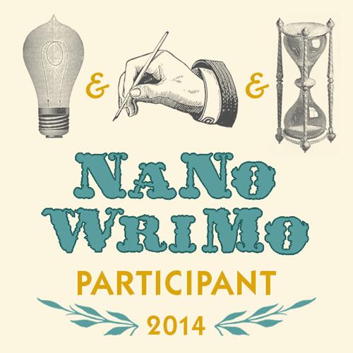 NaNo WriMo Participant 2014