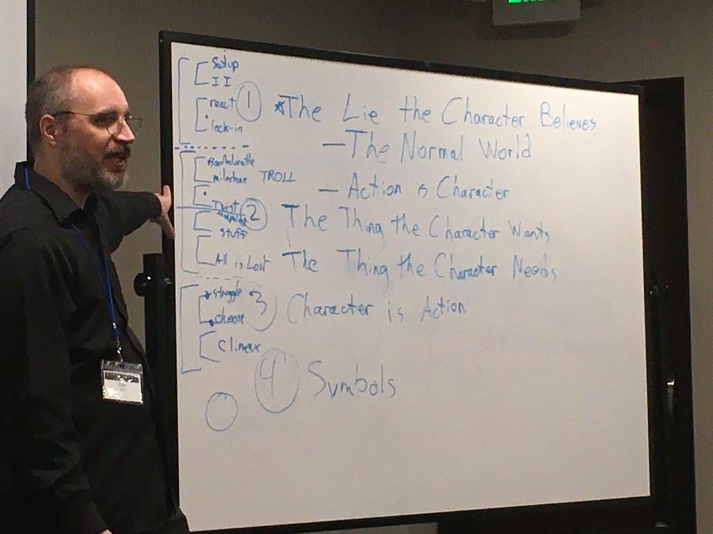 Dan's Futurescapes Class