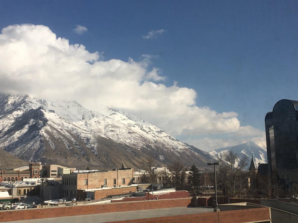 Mountians in Provo Utah